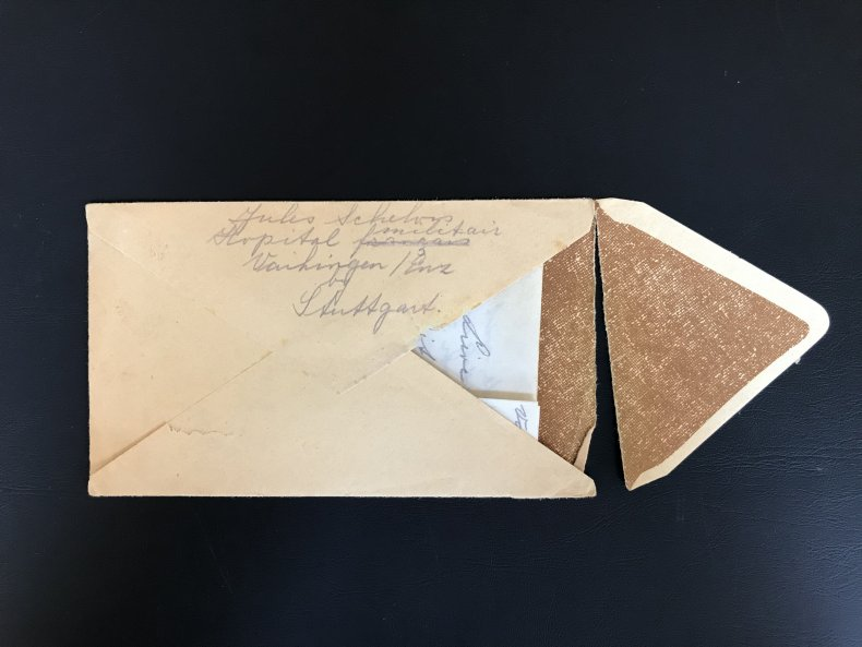 Holocaust Letter