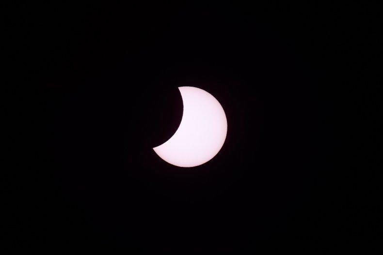 Argentina moon