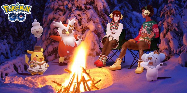 pokemon go holiday event 2020 ice