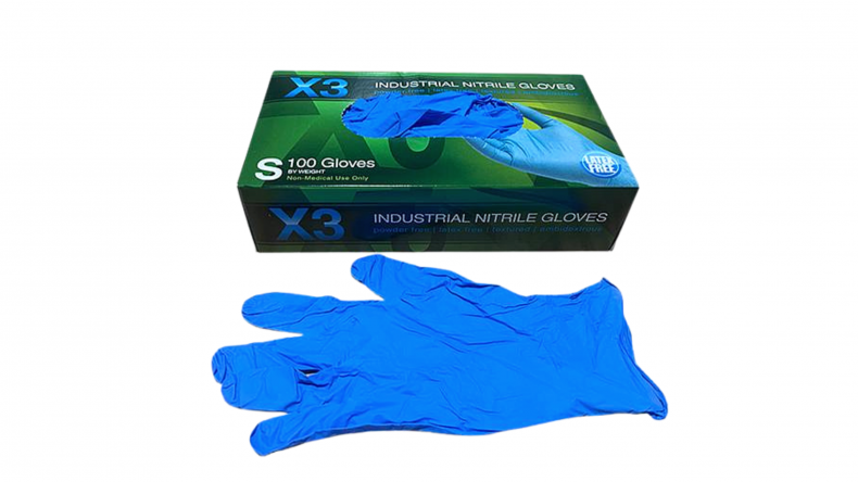 DMB Supply disposable gloves