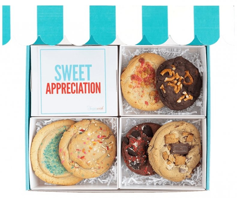 Best Gifts You Can Text cookies candy