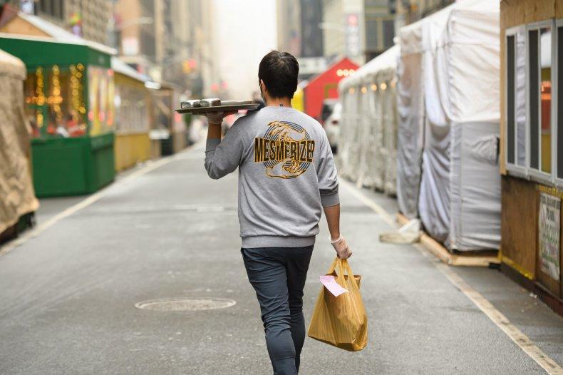 New York City Restaurants Resume Indoor Service