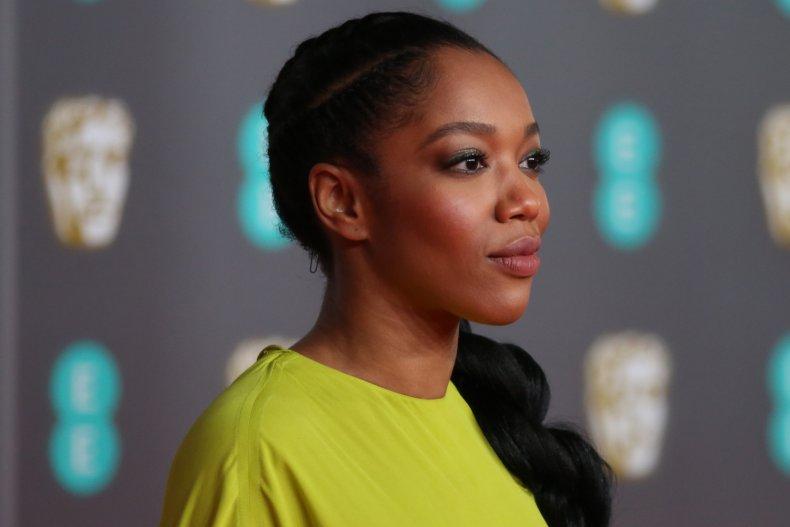 Naomi Ackie British Academy Film Awards