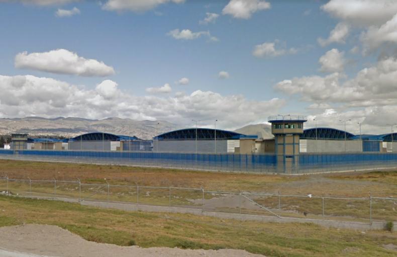 Ecuador prison