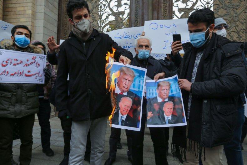 Iran, Donald Trump, JOe BIden, JCPOA, nuclear