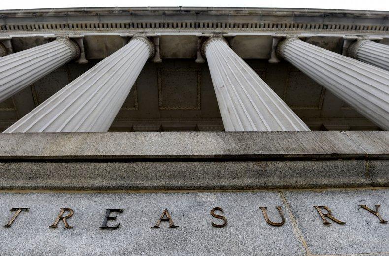 treasury, department, washington