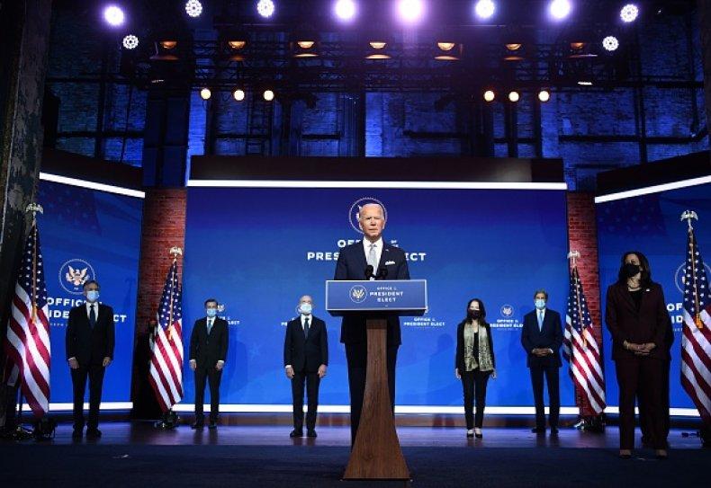 Joe Biden team