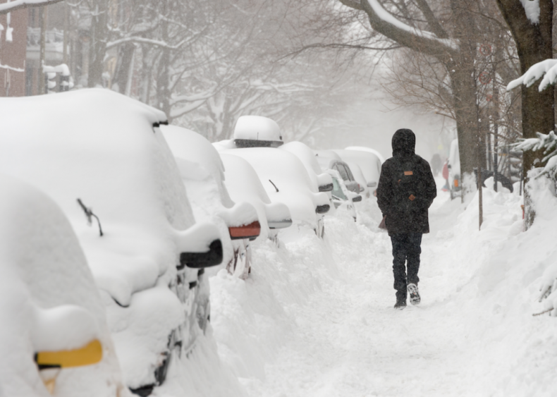 #2. Learn the three major winter weather warnings