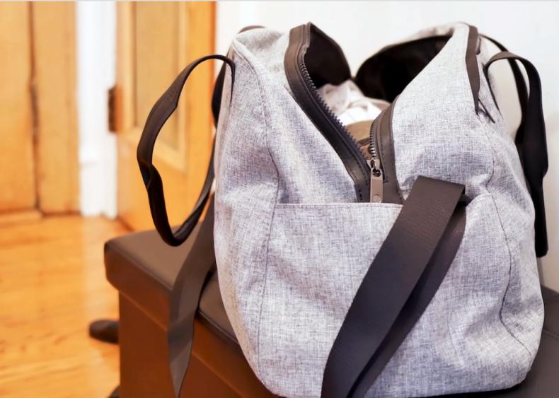 #3. Pack a 'go' bag