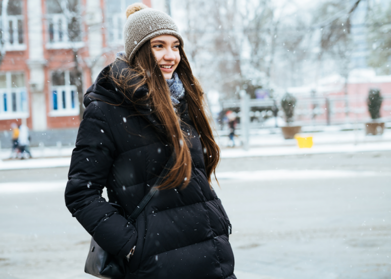 #4. Make sure you have a warm coat