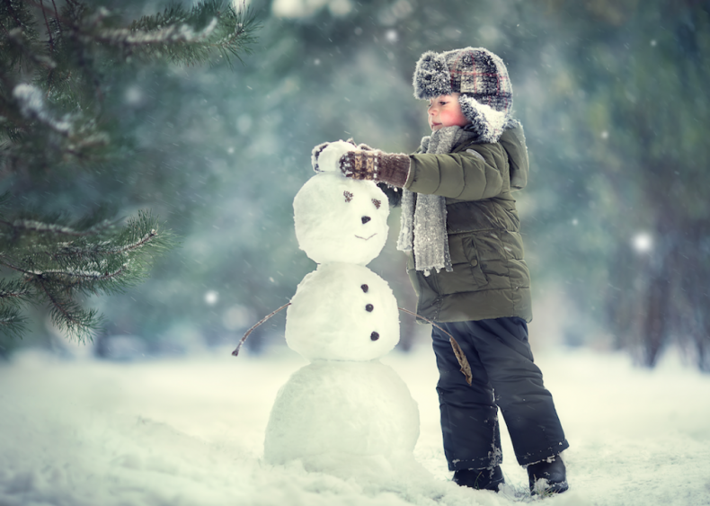 #8. Get a warm hat, scarf, and other winter accessories