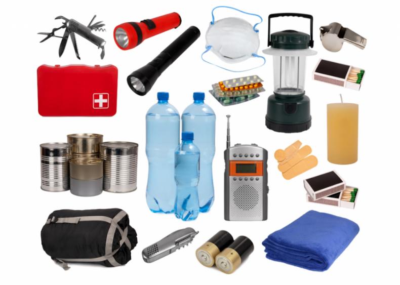 #9. Create an emergency supply kit