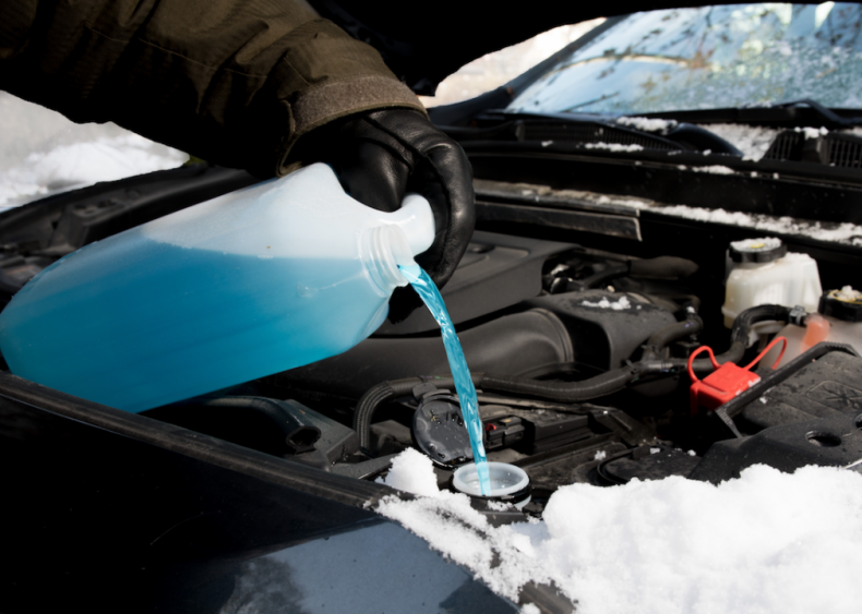 #17. Winterize your car