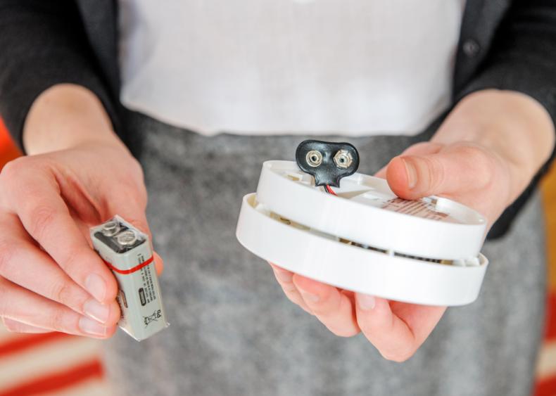 #26. Check your smoke alarm and carbon monoxide detector