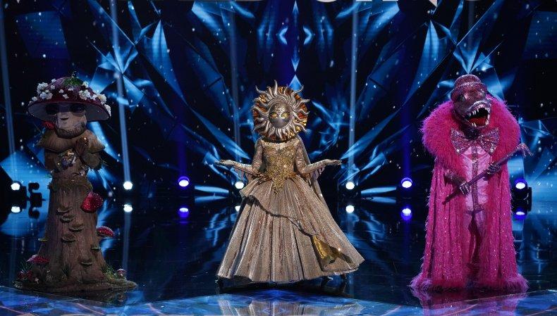 'The Masked Singer' Eliminations