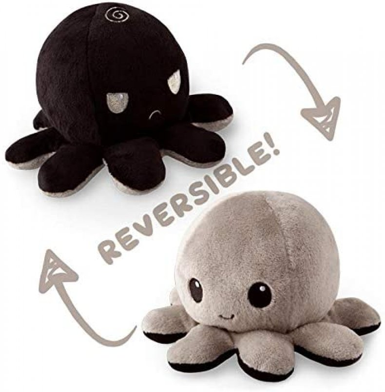 Most Wished for Amazon reversible octopus plush