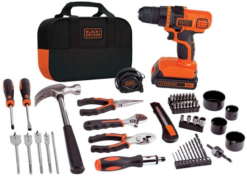 Most Wished for Amazon tool kit