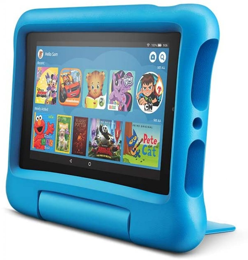 Most Wished for Amazon Fire 7 KidsEdition