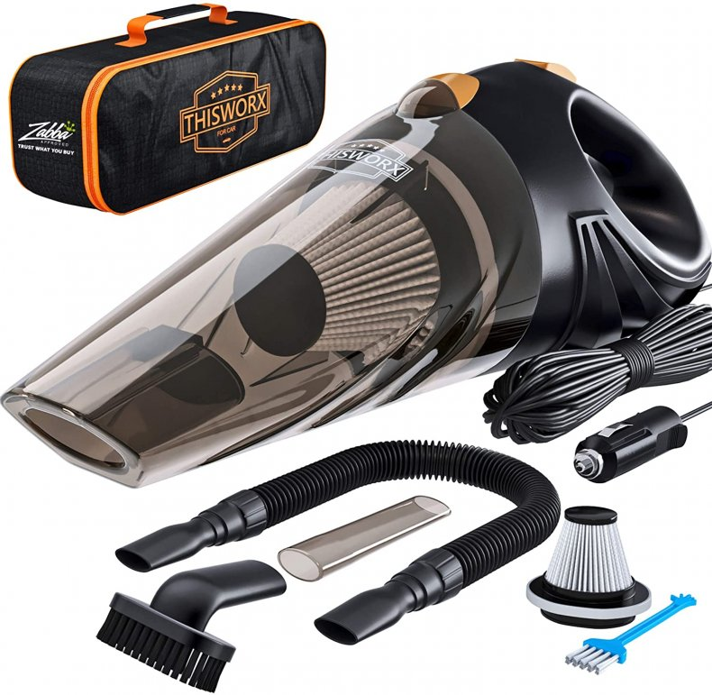 Most Wished for Amazon car vacuum