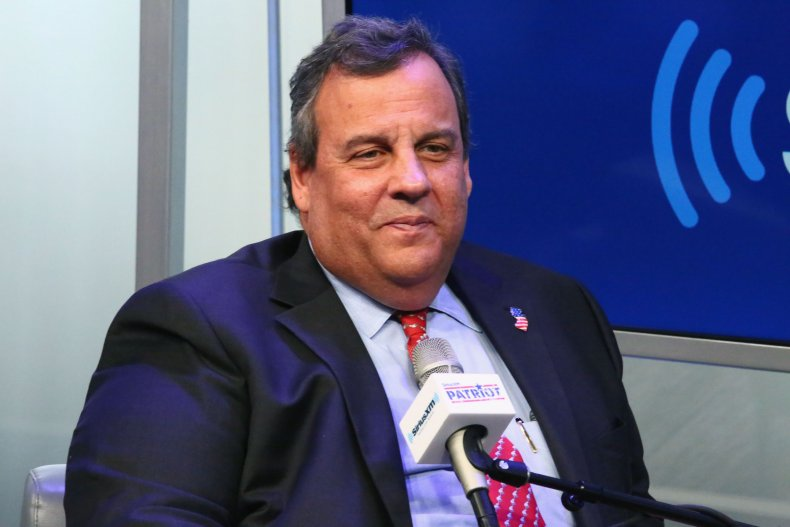 chris christie releases ad urging mask wearing