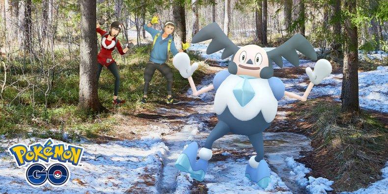 pokemon go galarian mr mime event