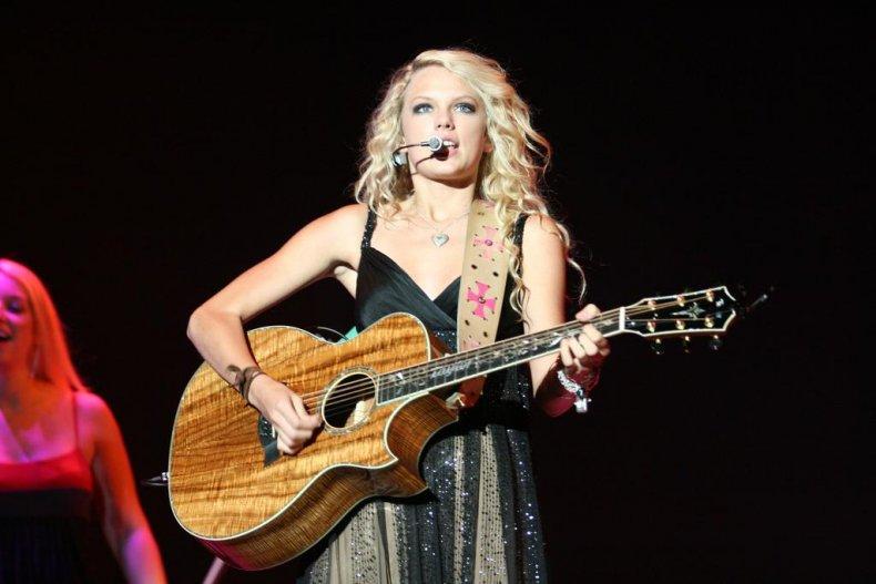 """#1. """"Teardrops on My Guitar"""" (2006)"""