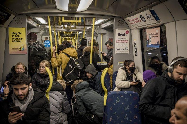 Sweden, COVID-19, Stockholm