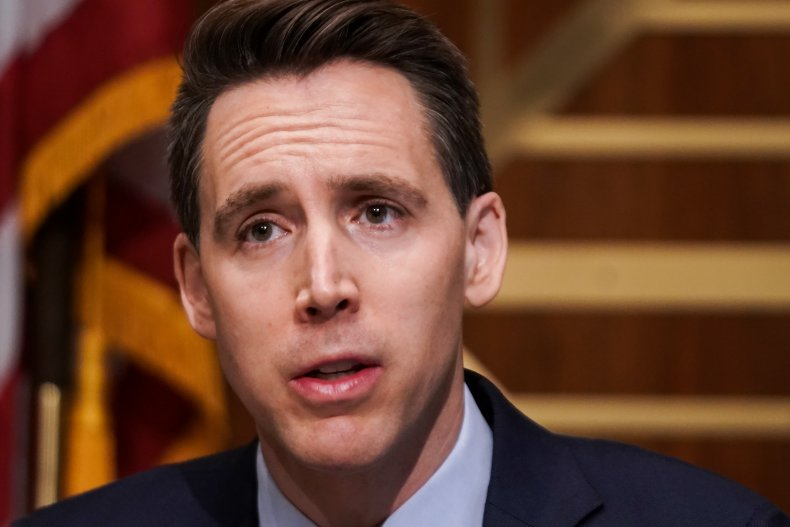 josh hawley pushes for direct payments