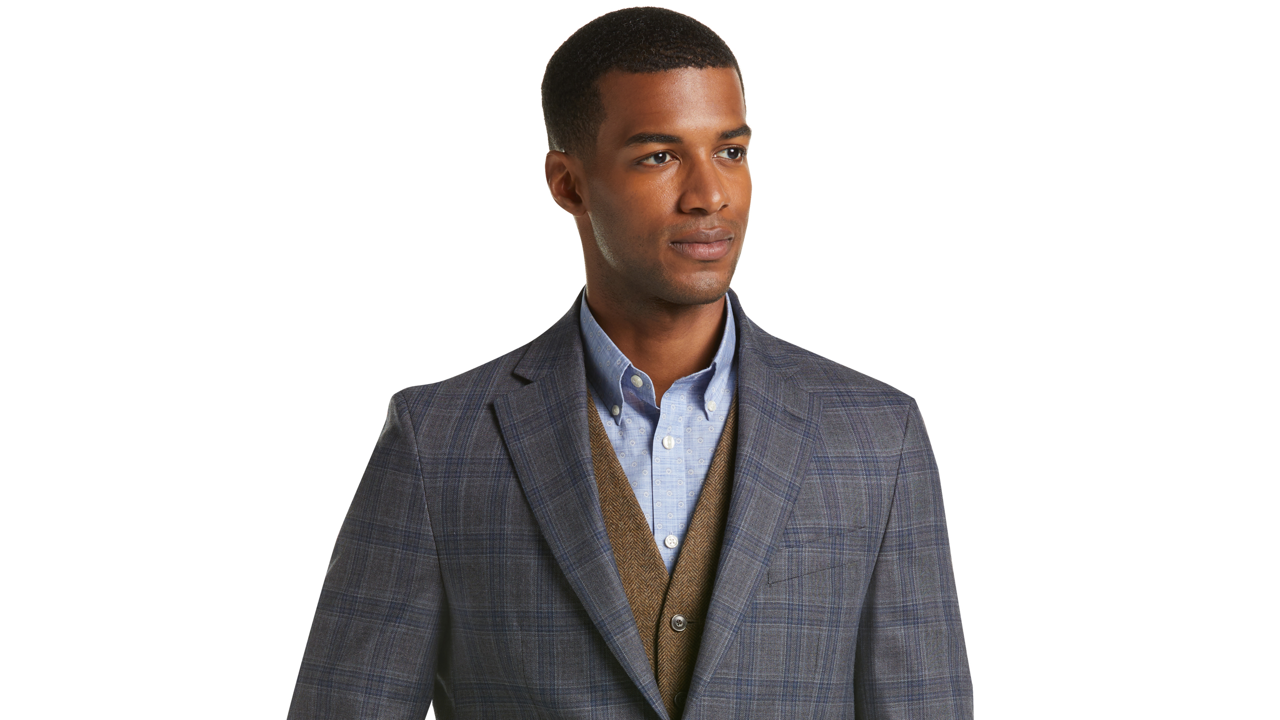 1905 Collection Plaid Sportcoat Jos A Bank