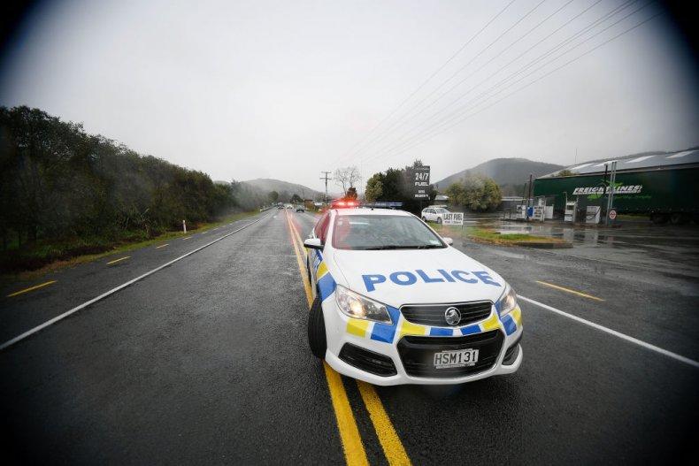 police car nz
