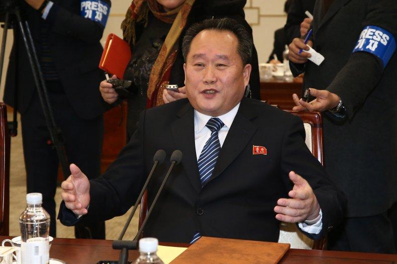 Ri Son Gwon, North Korea, Kim, Biden