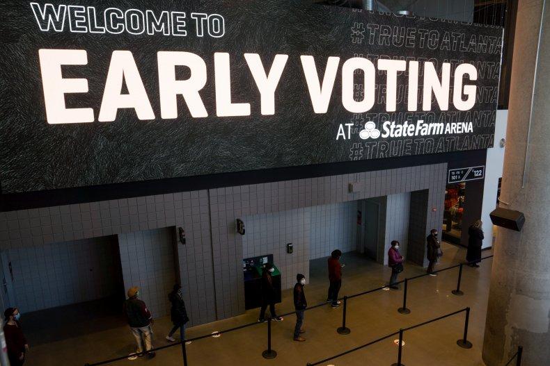 Georgia Early Voting