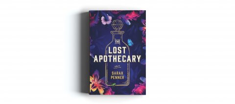 CUL_Books_2021_Fiction_The Lost Apothecary