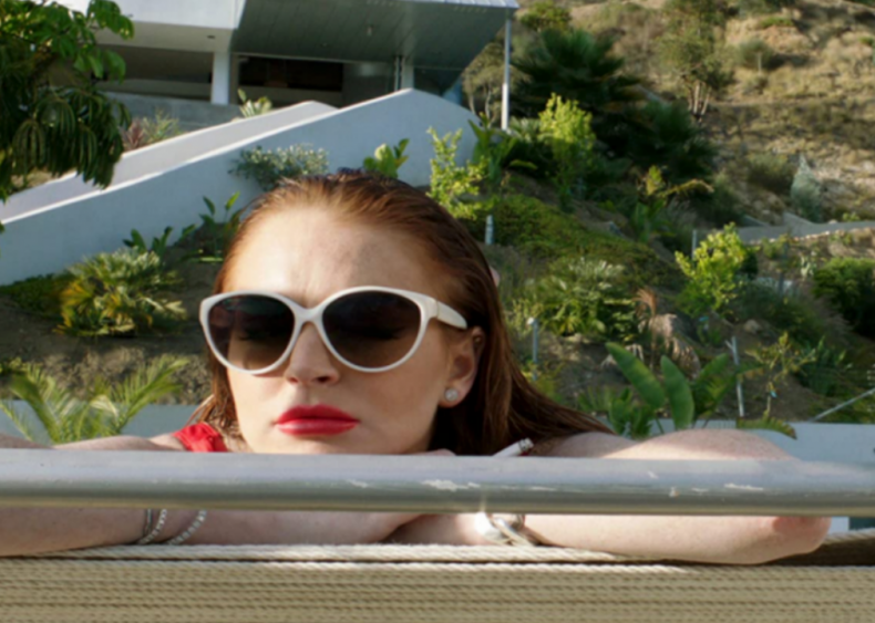 #100. The Canyons (2013)