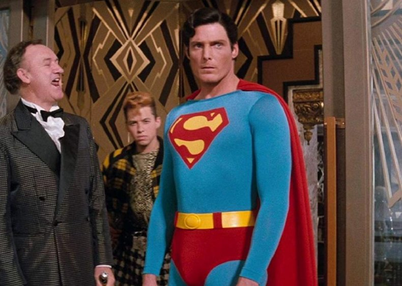 #79. Superman IV: The Quest for Peace (1987)