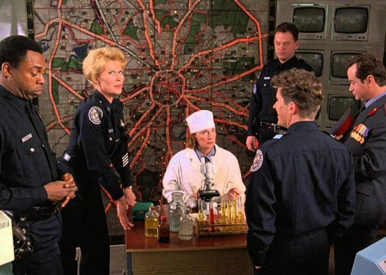 #66. Police Academy: Mission to Moscow (1994)