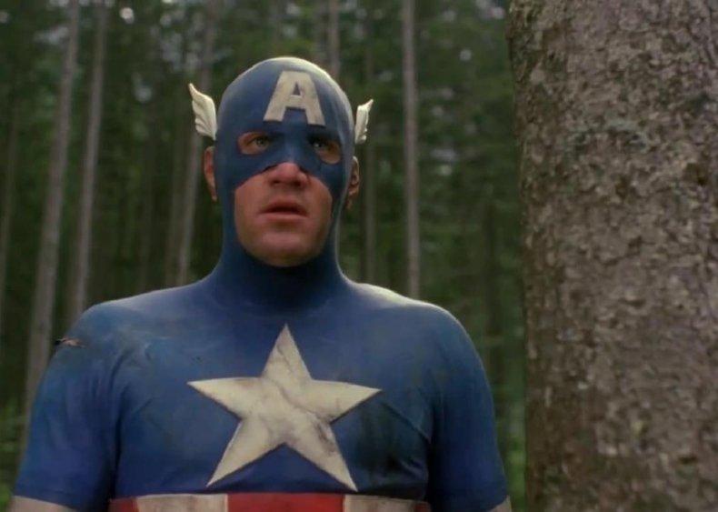 #43. Captain America (1990)