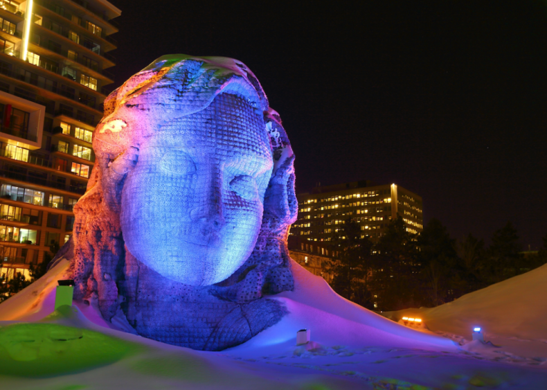 'Mother Earth' in Quebec