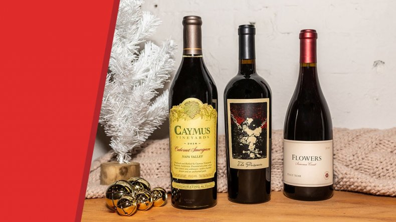 Best Last minute gifts Wine Delivery