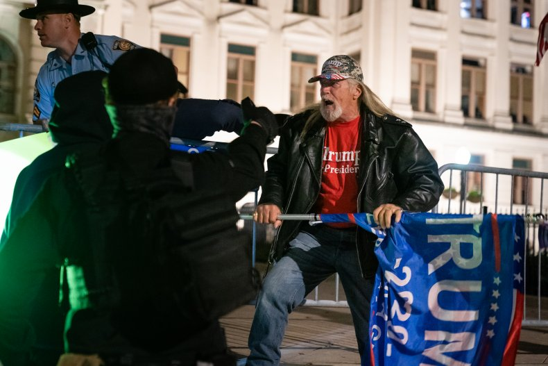trump supporter revolt washington results