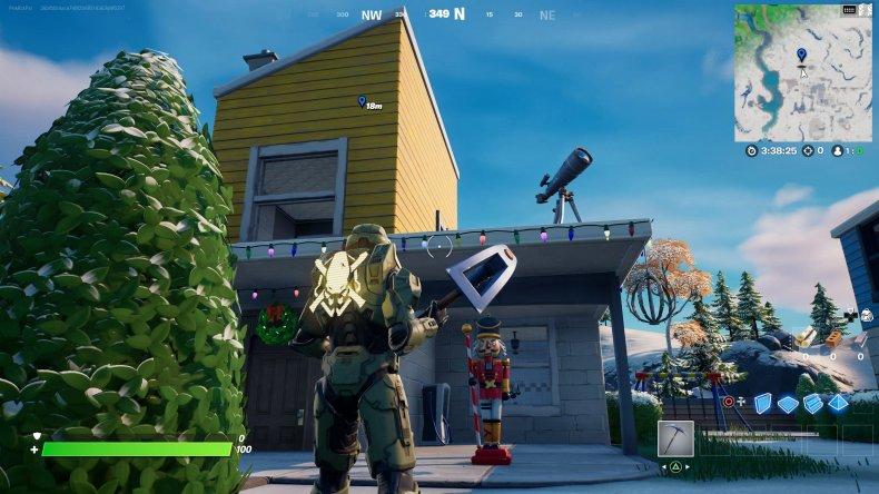 Fortnite All Destroy Nutcracker Statue Locations For Snowdown Challenges
