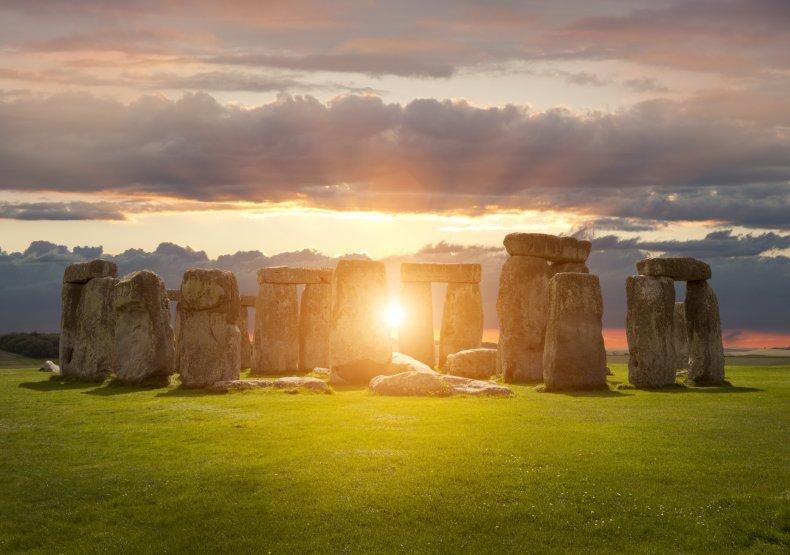 stonehenge, winter solstice, stock, getty