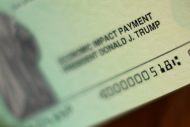 how to track your stimulus check