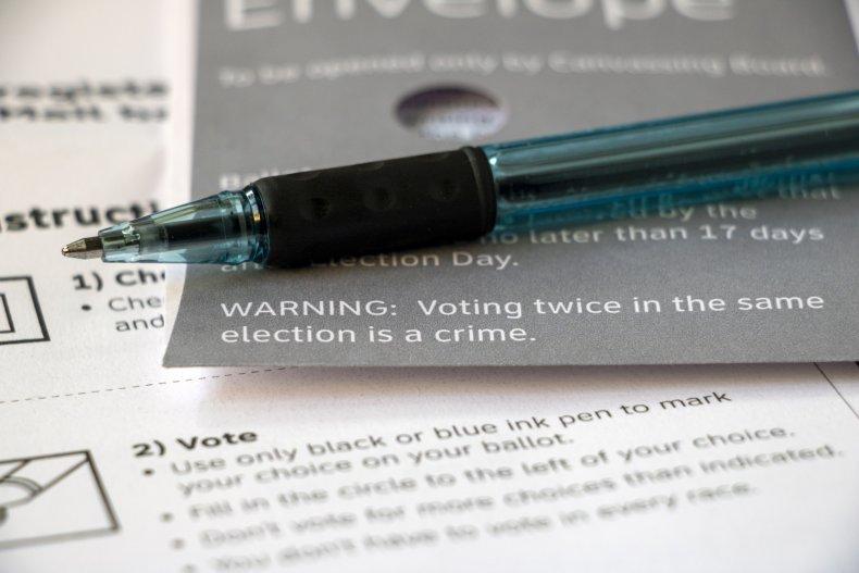 voter fraud in pennsylvania