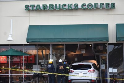 Starbucks crash