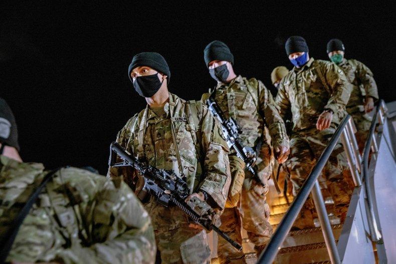 US soldiers leave Iraq amid Iran pressure