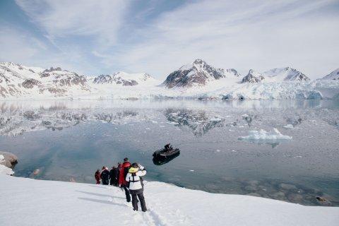 Secret Atlas's Expedition in Svalbard, Norway
