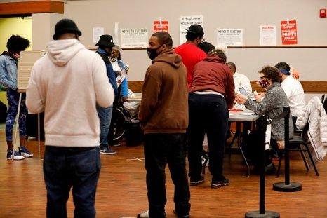Black Voters Detroit