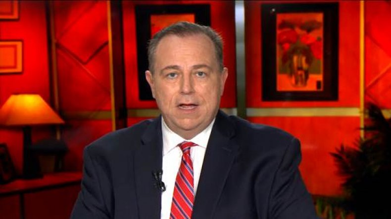 Newsmax chief Chris Ruddy