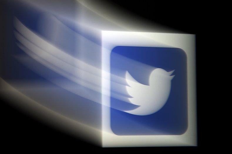 Twitter logo transition biden trump